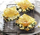20 turkse filodeeghapjes met feta