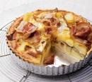 18 witlof-aardappeltaart