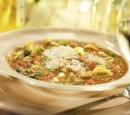6 minestronesoep met pesto