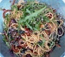 etens recepten spaghetti verse tomaat