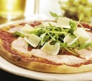 5 pizza met zalm