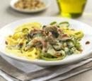recepten pasta tagliat oesterzwam