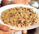 21 gordon ramsay: risotto met paddenstoelen
