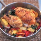 recept in pan gebraden_kip