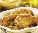 7 kip met citroen en olijven