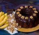 8 bananen chocolade cake