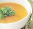 6 aardappel wortel soep