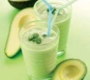 2 avocado smoothie