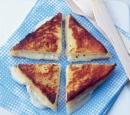 9 mozzarella-tosti