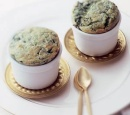19 spinaziesoufflé met blauwaderkaas