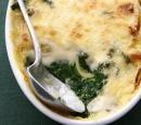 19 spinazie met bechamelsaus
