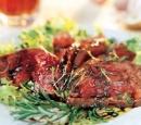 12 schijfjes steak met kruiden