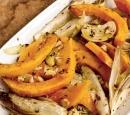19 gegrilde groenten met walnoten