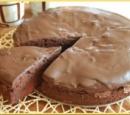 26 chocolade-kersentaart