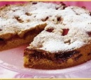 26 aardbeien cake