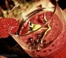 2 aardbeien bosbessen smoothie