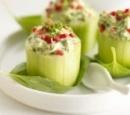 20 gevulde komkommer
